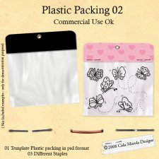 Plastic Packing 02 by Cida Merola