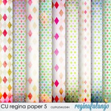 REGINA PAPERS 5 Carnival feeling by reginafalango