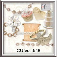 Vol. 548 Wedding Mix by Doudou's Design