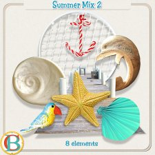 Summer Mix 2 by Benthaicreations