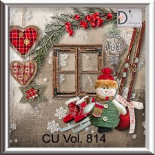 Vol. 814 - christmas - by Doudou's Design