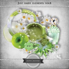 Just daisy EXCLUSIVE Element pack vol8