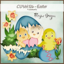 CU vol 126 Easter by Florju Designs