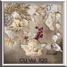 Vol. 820 - christmas - by Doudou's Design