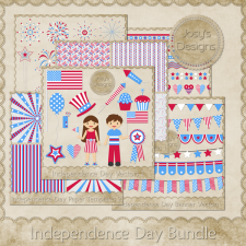 Independence Day Bundle by Josy