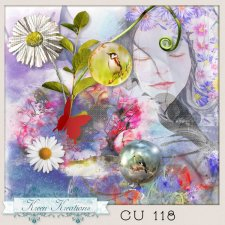 CU Vol. 118 Mix Element Paint 5 by Kreen Kreations