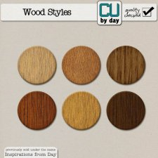 Wood Styles - CUbyDay EXCLUSIVE