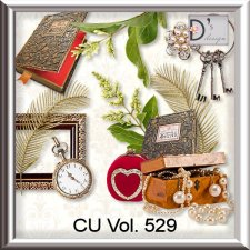 Vol. 529 Vintage Mix by Doudou Design