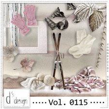 Vol. 0115 Winter Mix by Doudou Design