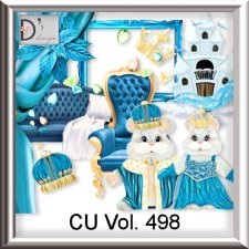 Vol. 498 Birthday Pack by Doudou's Design