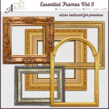 Essential Frames Vol 05 by ADB Designs