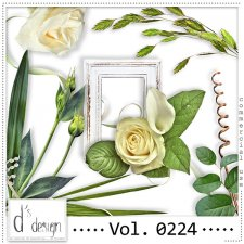Vol. 0224 Nature Mix by Doudou Design