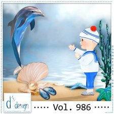 Vol. 986 - Sea Mix by Doudou's Design