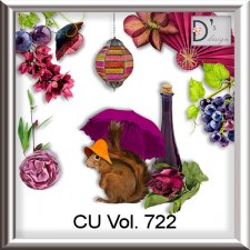 Vol. 722 by Doudou's Design