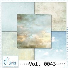 Vol. 0043 - Mix Papers - by Doudou's Design