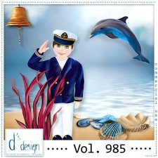 Vol. 985 - Sea Mix by Doudou's Design