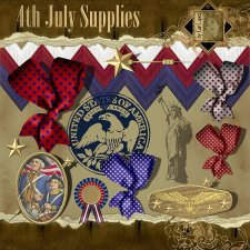 4th july supplies by Cari Lopez
