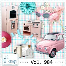 Vol. 984 - Fifties Mix by Doudou's Design