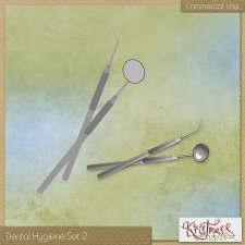 Dental Hygiene Set 2 EXCLUSIVE by Kristmess