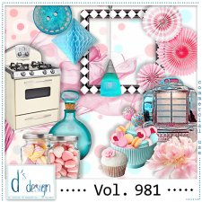 Vol. 981 - Fifties Mix by Doudou's Design