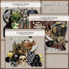 CU vol 157-159 Pirate by Florju Designs