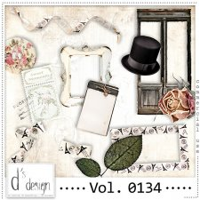 Vol. 0134 Vintage Mix by Doudou Design