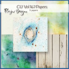 CU vol 167 Papers by Florju Designs