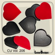 CU Vol 206 box heart by Lemur Designs