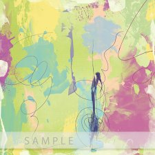 Abstract Art and Scribble Brushes EXCLUSIVE by PapierStudio Silke