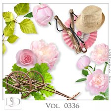 Vol. 0336 Spring Nature Mix by D's Design