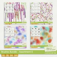 Brushes Bundle - Assortment 2