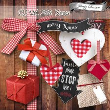 CU vol 288 Xmas by Florju Designs