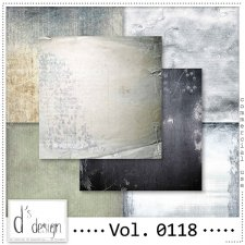Vol. 0118 Vintage papers by Doudou's Design
