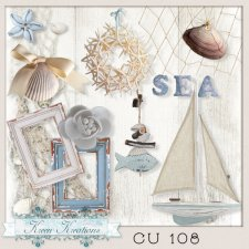 CU Vol. 108 Mix Ocean 1 by Kreen Kreations