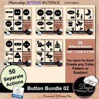 Button Bundle 02 by Boop Designs
