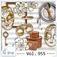 Vol. 955 Vintage Mix by Doudou Design
