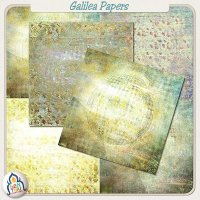 Galilea Papers by Benthaicreations
