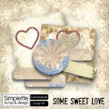 Some sweet Love (CU) by Simplette