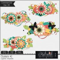 Clusters Templates Pack No 2