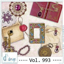 Vol. 993 - Vintage Mix by Doudou's Design