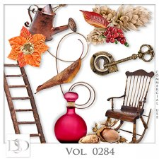 Vol. 0284 Autumn Mix by D's Design