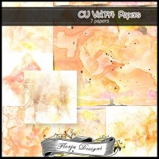 Cu vol 194 Autumn Papers by Florju Designs