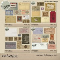 CU Ancient Collection, Vol. 1 by eqrAveziur
