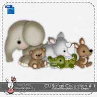 CU Safari Collection # 1