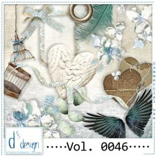 Vol. 0045 to 0049 - Vintage Mix by Doudou's Design