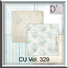 Vol. 329 Paper pack by Doudou Design