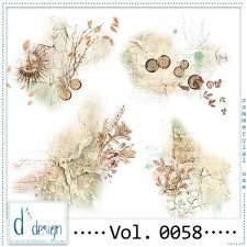Vol. 0058 Autumn Accents by Doudou Design
