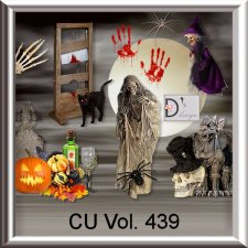 Vol. 439 Halloween Mix by Doudou Design