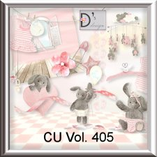 Vol. 405 Baby Mix by Doudou Design