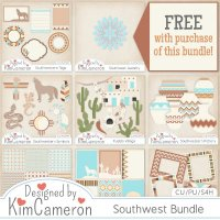 Southwest Bundle Templates